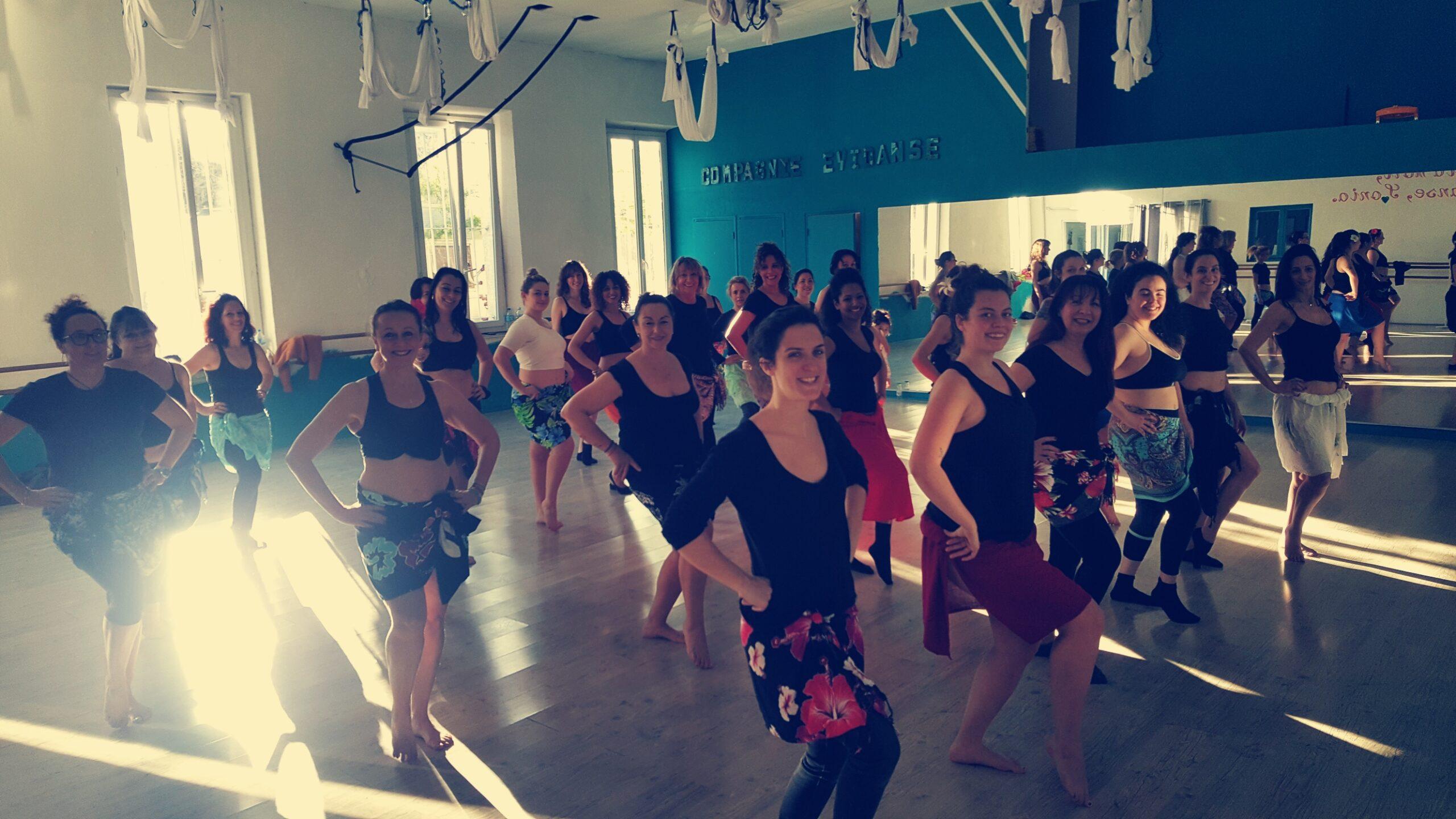 te mahana cours de danse tahitienne marseille